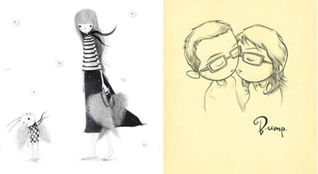 Desenhos de animes fofos